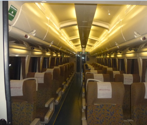Reducing Noise in a Railway Cabin | Alpha Acoustics